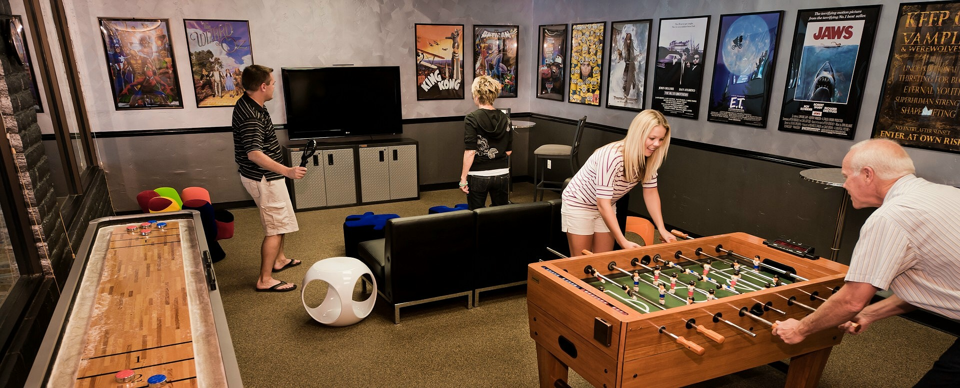 Best Western Plus Arroyo Roble Hotel - Gameroom